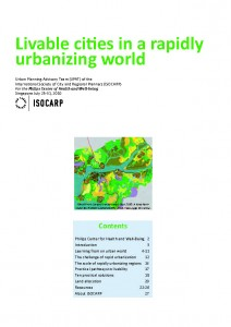 COVER #221_Philips UPAT Report on Liveable Cities
