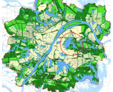 Wuhan East Lake Scenic Area Development Planning