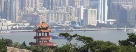 The Big Jump Forwards: An Example of China's Pursuit Towards a New Pattern of Growth