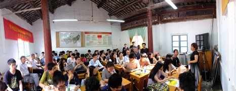 Sino-Dutch Planning Week and Seminars in China